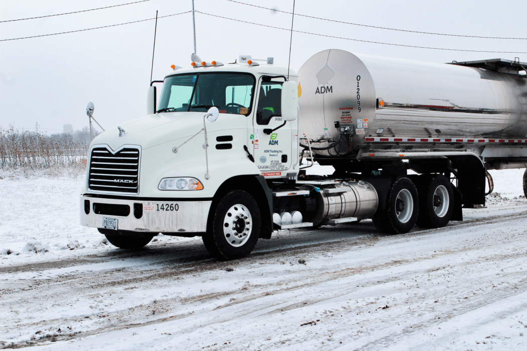 Par demostrar su viavilidad, ADM pone 5 camiones viejos a funcionar con biodiesel