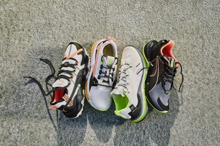 Puma lanza colección de ropa deportiva elaborada con plástico reciclado