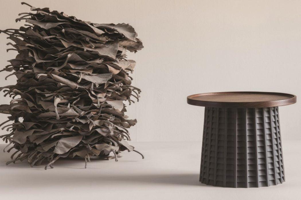 Artista surcoreano fabrica muebles ecológicos con bioplásticos