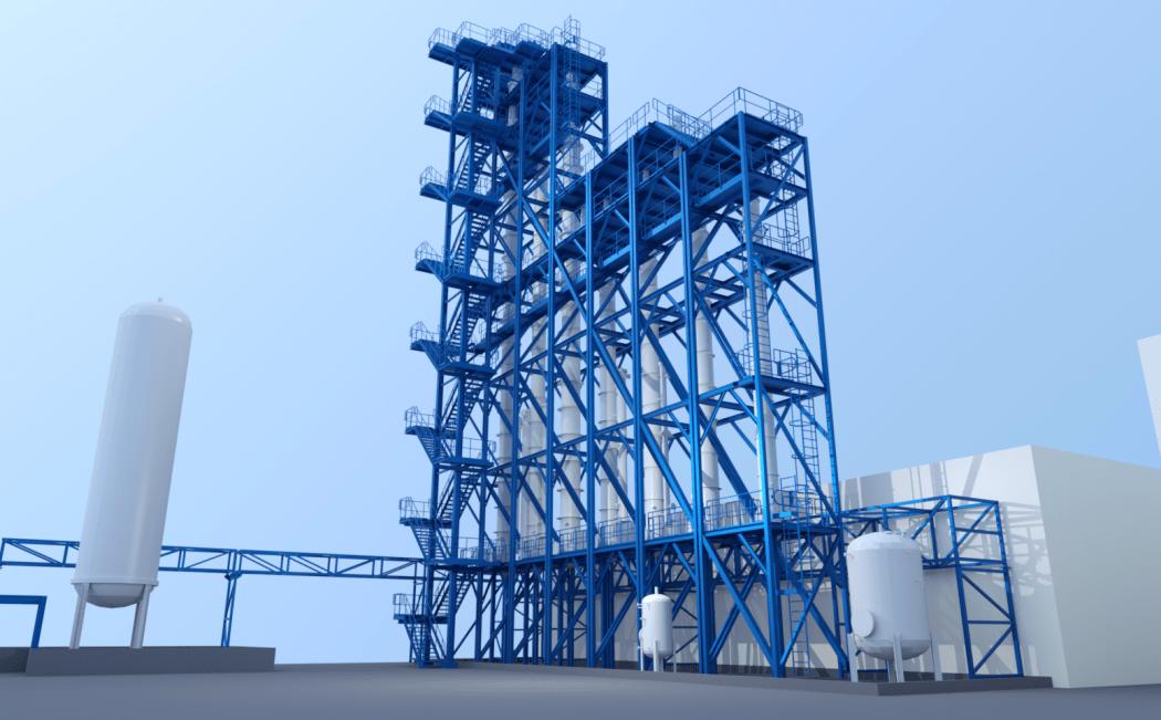 Ya está en producción la primera planta del mundo que elabora metanol renovable