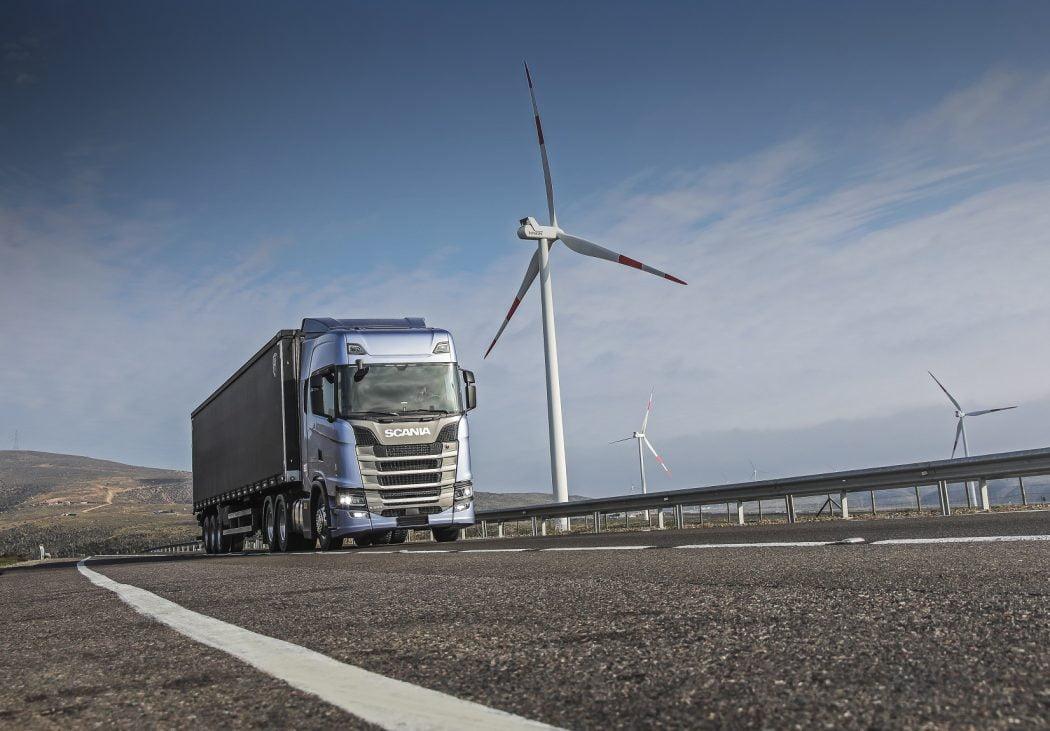Scania Argentina utilizará solo energía renovable