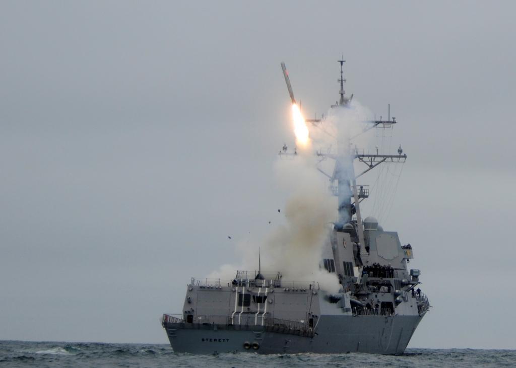 ¡Explosivo! Los nuevos misiles Tomahawk funcionan con maíz