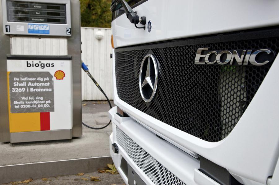 Shell y Nature Energy acuerdan el mayor contrato de suministro de biogás de la historia