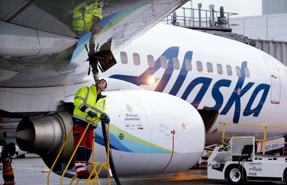 El biojet levanta vuelo