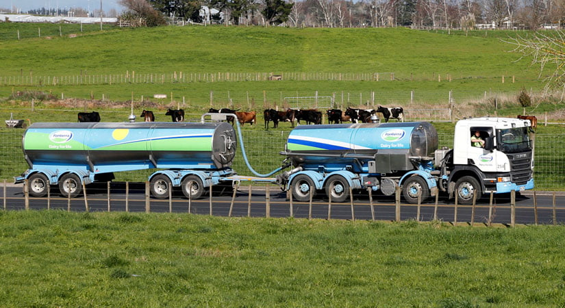 Fonterra busca en las algas reducir las emisiones de metano en las vacas