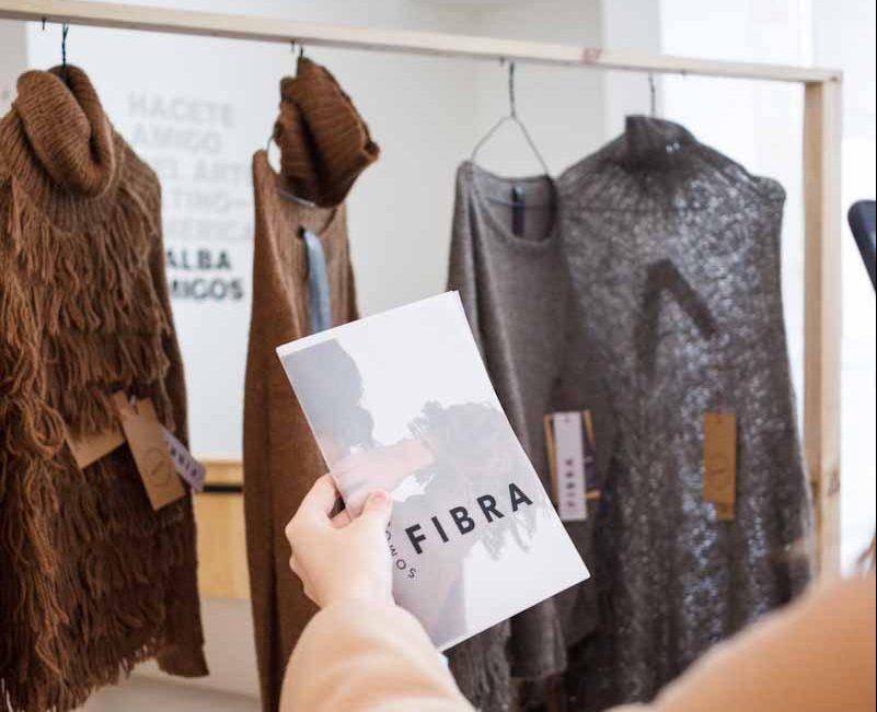 Somos Fibra: la fábrica de ropa sostenible de INTA duplica sus ventas online
