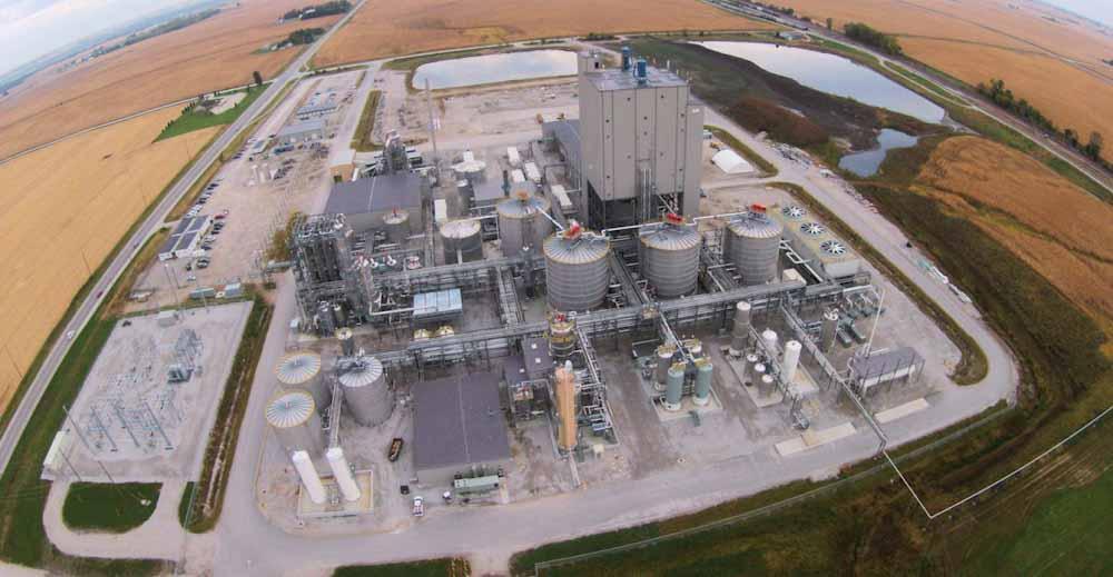 Tras fracasar con etanol celulósico, refinería se reconvierte para producir gas natural renovable