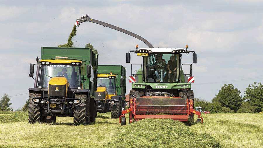 Investigadores daneses proponen obtener proteínas a partir de la cosecha de pasturas para reemplazar la importación de soja