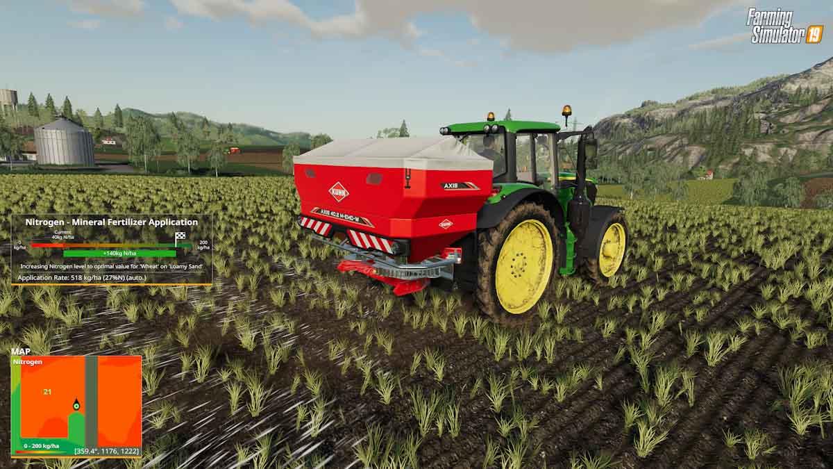 John Deere y la UE promocionan la agricultura sostenible a través del Farming Simulator 2019