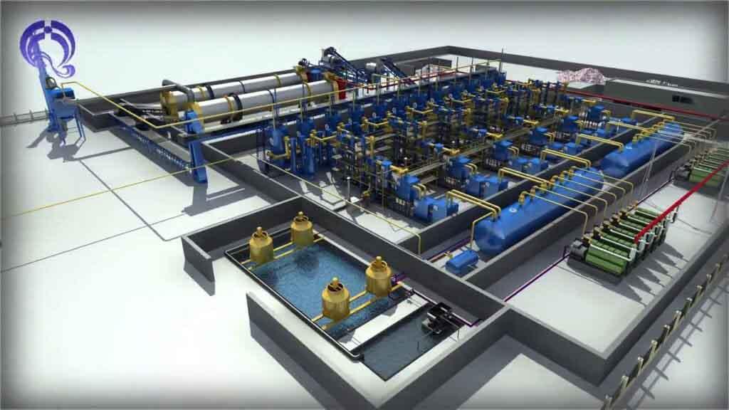 Escocia: planean la construcción de un parque energético carbono negativo de 200 MW