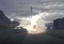 Impulsado con unh novedoso biocombustible, lanzarán el cohete espacial más sostenible de la historia