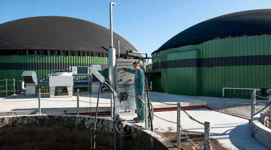 Les applications du biomthane dans les exploitations agricoles  MAGAZINE ET PORTAIL