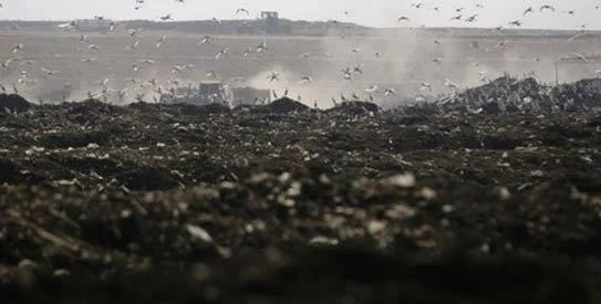 landfill-peshawar