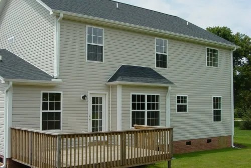 Plastic siding is one of best options for weather-resistant conditions