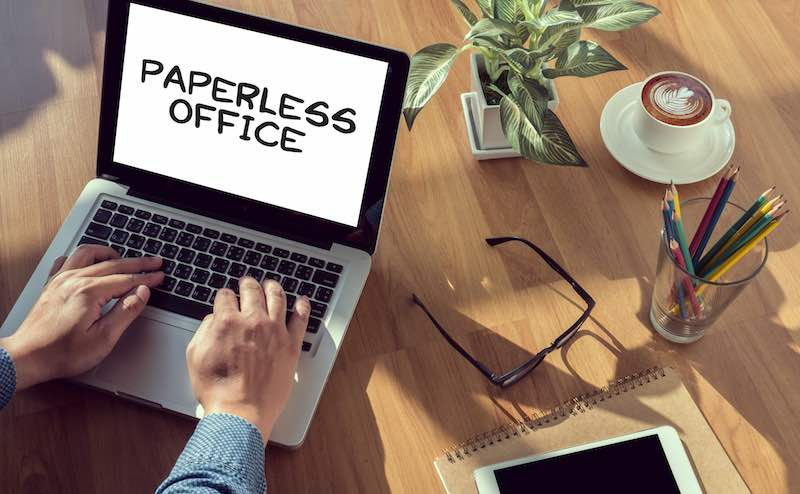 paper-free-office