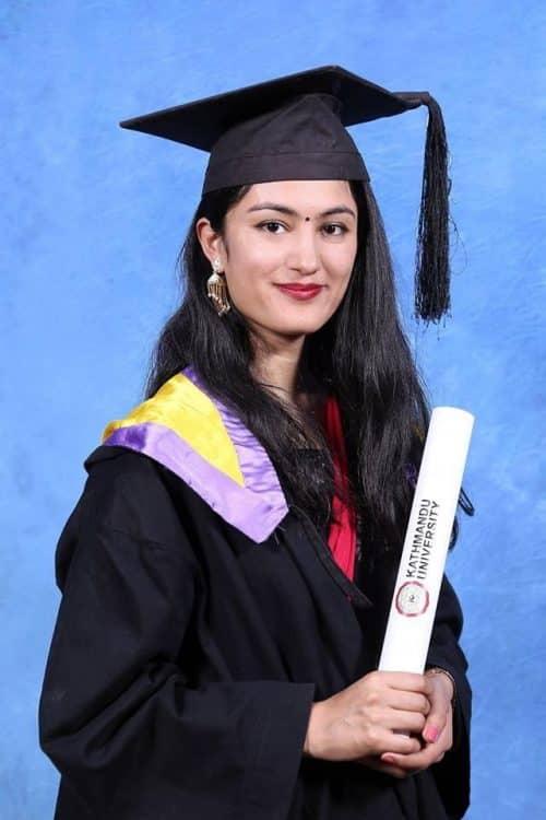 Riya Basnet Full Biography Age Height Boyfriend Education
