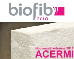 isolants biofib trio