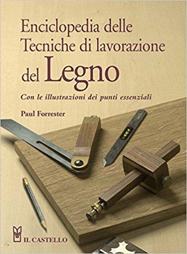 manuale di falegnameria Il Castello