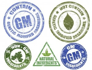 GMO Food Labeling Logo Examples