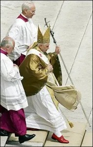 The Pope Wears Prada