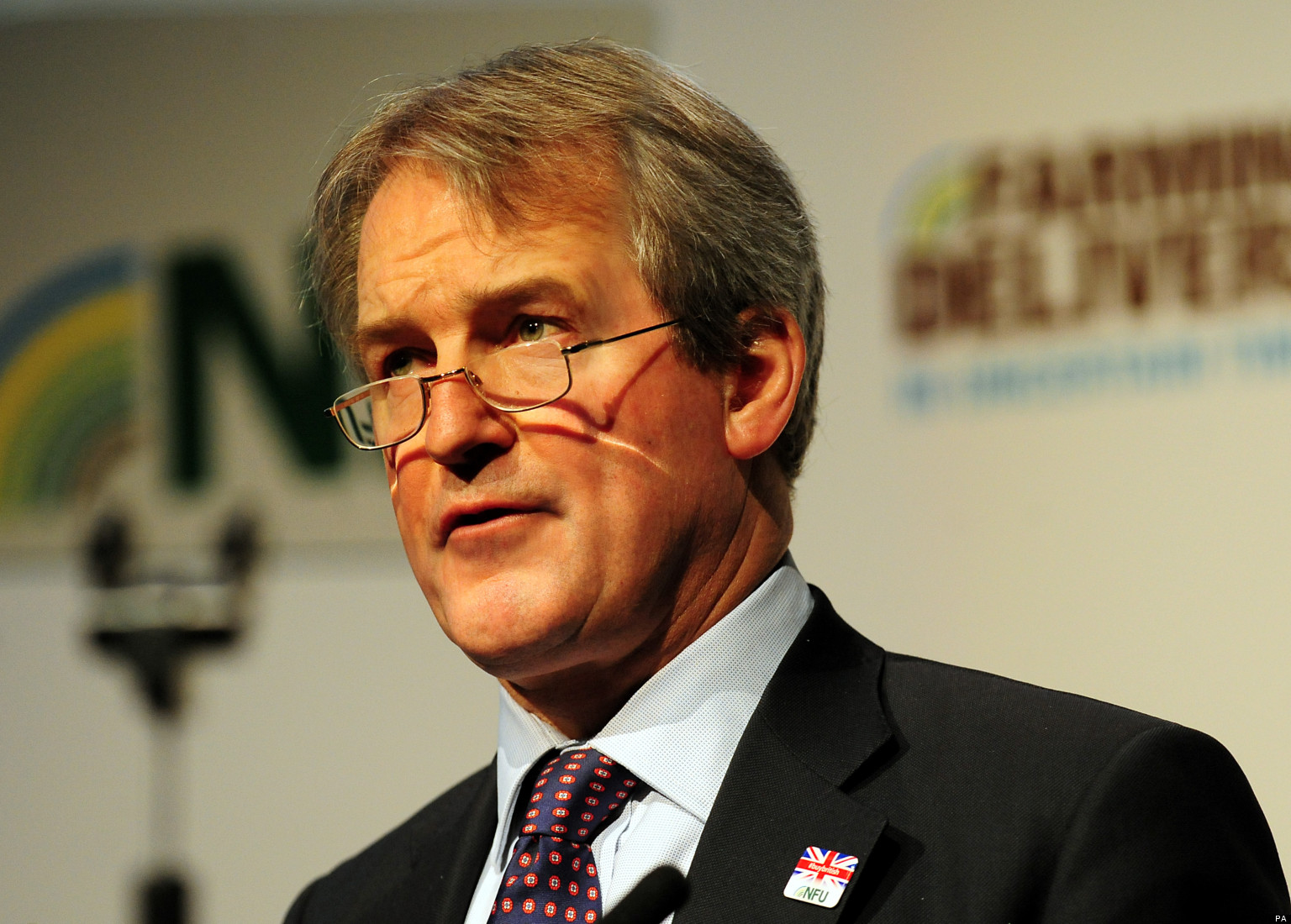 Paterson Speech: UK must lead the World in GM crops