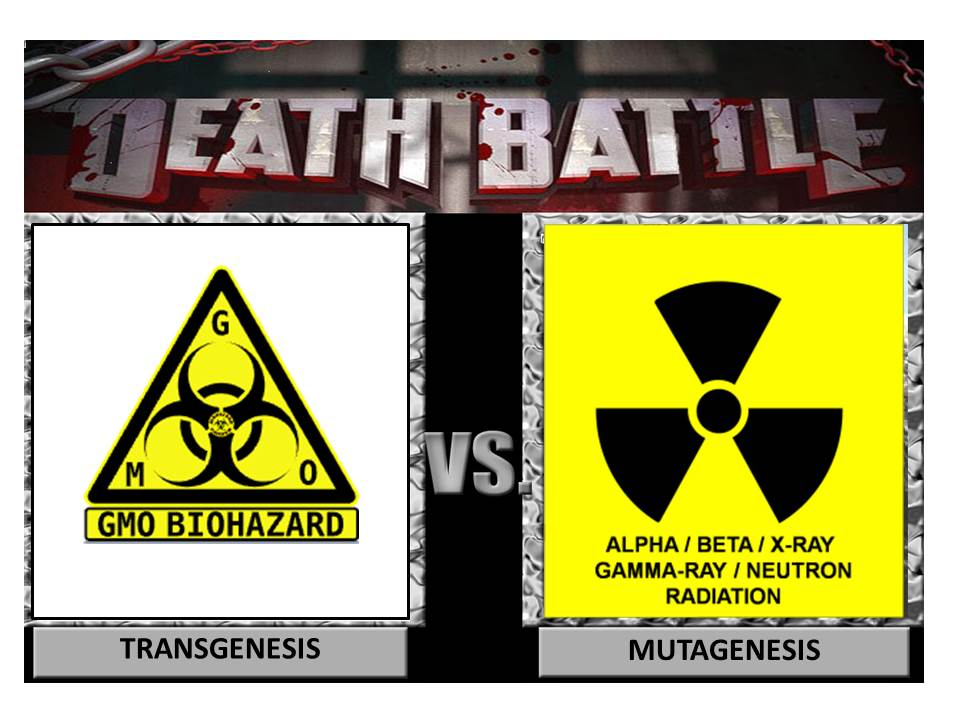 Deathmatch: Conventional Breeding vs Transgenesis