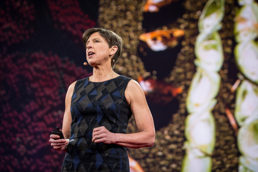TED Talk: The Case for Engineering our Food