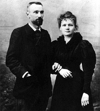 Esposos Curie