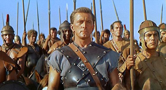 Spartacus Movie 1960