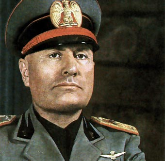 Resultado de imagen para Fotos de Benito Mussolini