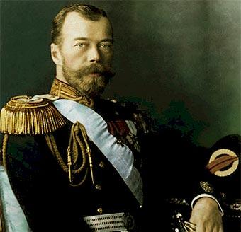 Biografia de Nicolás II