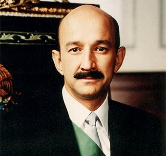 Image result for president carlos salinas