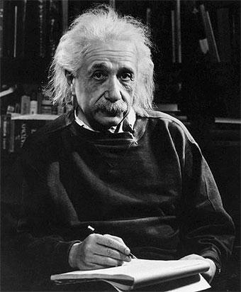 Albert Einstein (1/3)
