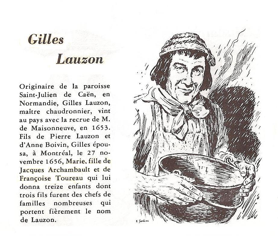 Biography – LAUSON, GILLES