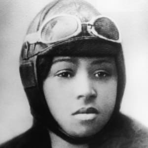 First black  woman aviator