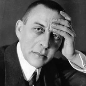 Image result for Sergei Rachmaninoff,