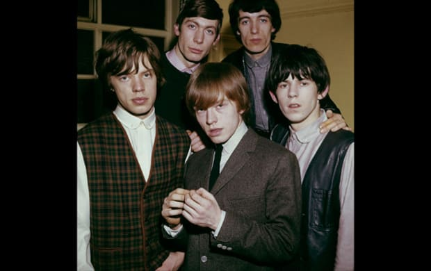 the rolling stones biography