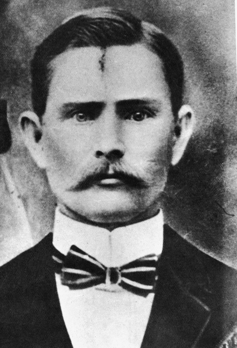 Image result for picture of outlaw jesse james
