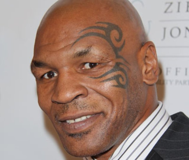 Mike Tyson Age Children Movies Biography