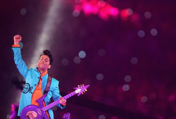 Super Bowl Halftime Performers: In a whimsical line-up, Cirque du Soleil opened Super Bowl XLI while Prince dazzled fans during half-time at Dolphin Stadium.