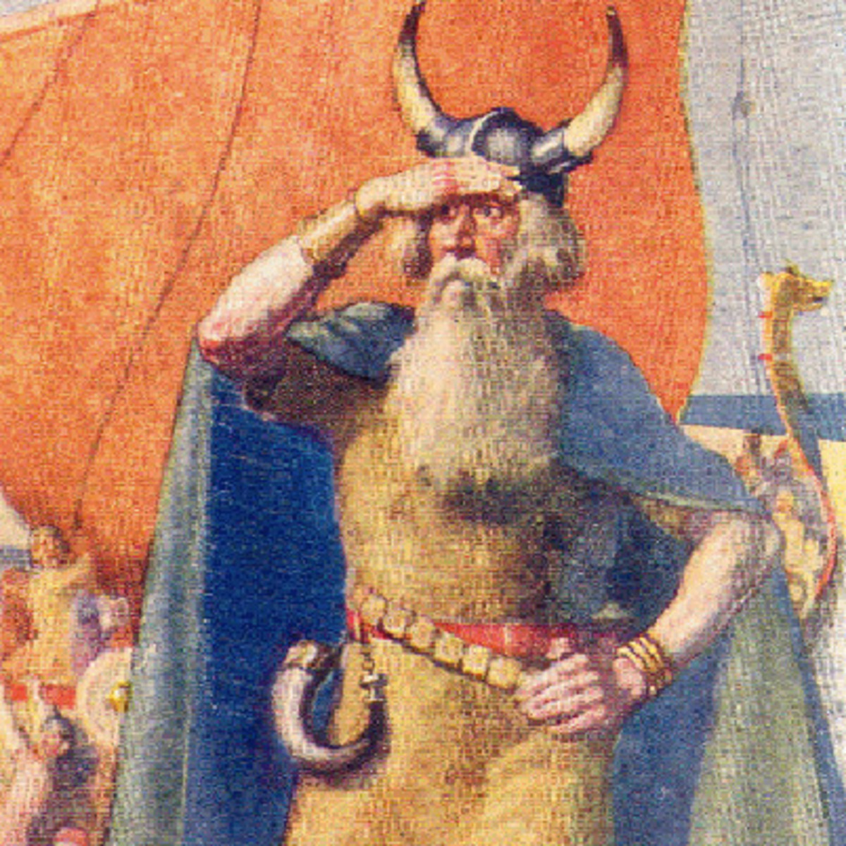 Leif Eriksson Who The Hell Is He Amp Why Should We Care