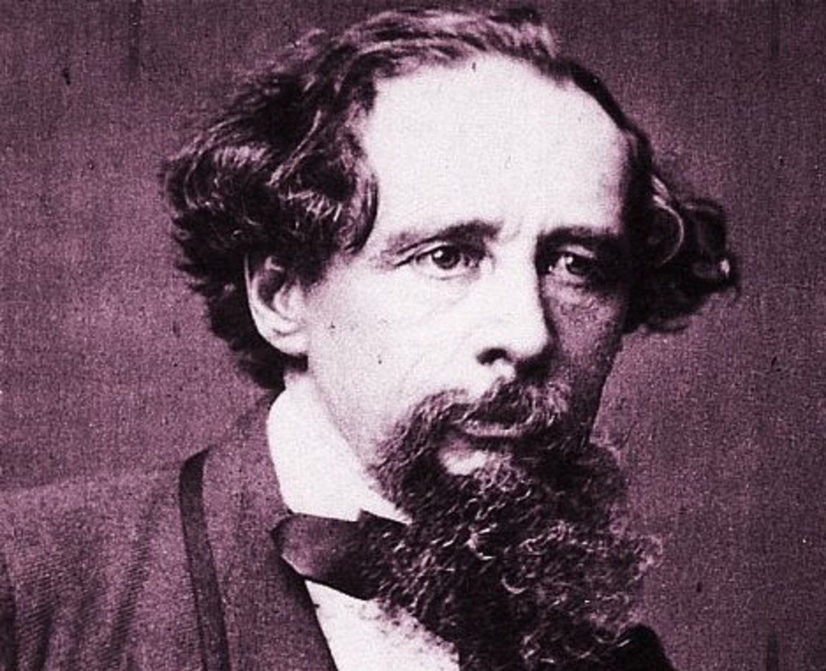 Charles Dickens 600X487
