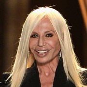 donatella versace - young