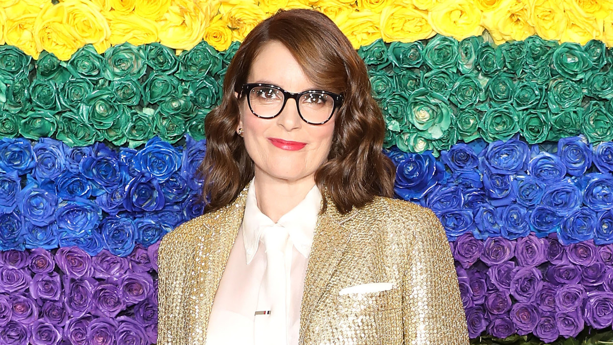 10 things you may not know about Tina Fey