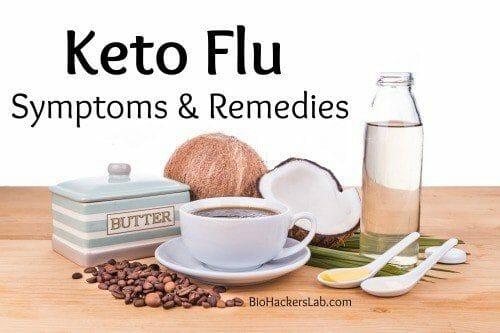 Keto Flu: Common Symptoms & Home Treatment Remedies