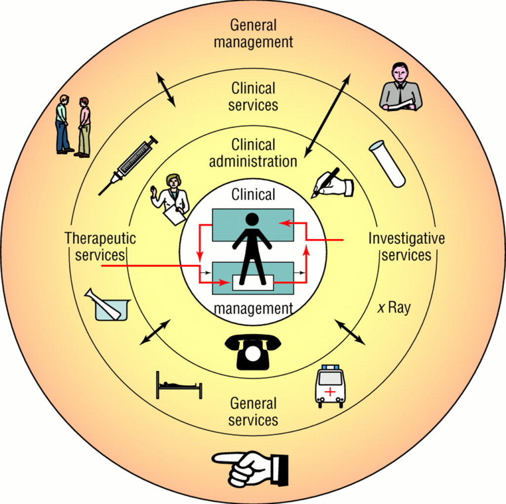 hight resolution of clinical information systems