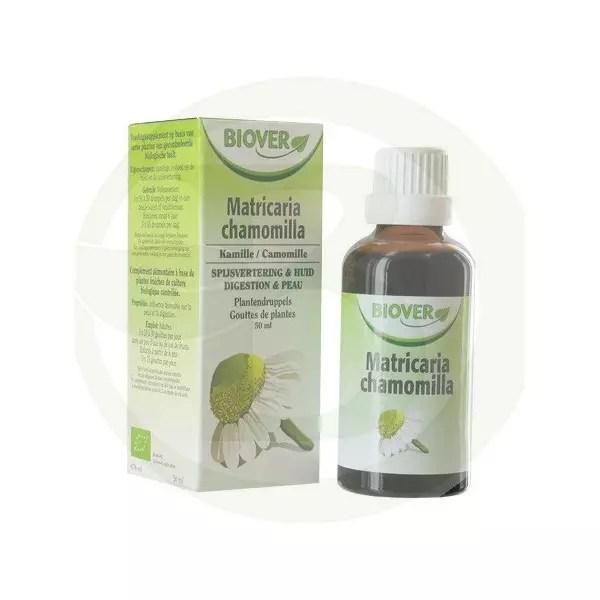 Extracto de Matricaria Chamomilla (Manzanilla) Biover