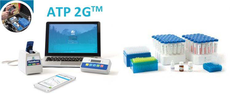 ATP2G© de LuminUltra: la vanguardia del análisis rápido de aguas