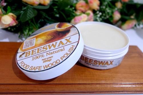 biopolish beeswax food grade
