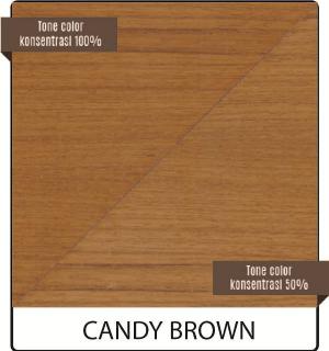biovarnish wood stain warna candy brown